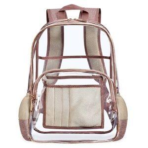 Handbags - Rose Gold Backpack